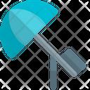 Light Umbrella Studio Light Spotlight Icon