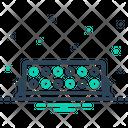 Lightbars Icon