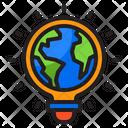 Lightblub Ecology Lamp Ecology Icon