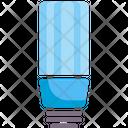 Lightbulb Ecology Energy Icon