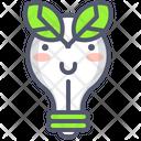 Lightbulb Light Bulb Icon