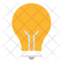 Lightbulb Bulb Electricity Icon