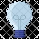 Idea Innovative Lightbulb Icon