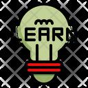 Lightbulb Technology Light Icon