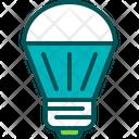 Lightbulb Light Lamp Icon