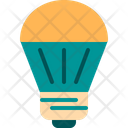 Lightbulb Light Lamp Icon