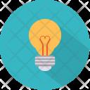Lightbulb Business Tools Icon