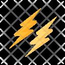 Lightening Thunder Icon