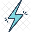 Lightening Bolt Lightening Bolt Icon