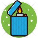 Lighter Ignite Fire Icon