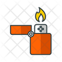 Lighter Fire Equipment Fire Flame Icon