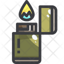 Ligther Lighter Fire Icon