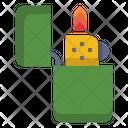 Lighter Burn Fire Icon
