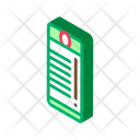 Trip Backpack Adventure Icon