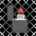 Lighter Zippo Lighter Ignite Icon