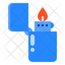 Candle Fire Light Icon
