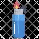 Lighter Fire Blaze Icon