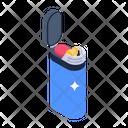 Lighter Gas Lighter Fire Lighter Icon