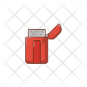 Lighter Flame Fire Icon