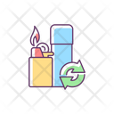 Lighter Refill Icon