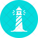 Lighthouse Direction Light Icon
