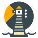 Lighthouse Light House Icon