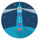 Lighthouse Direction Tower Icon