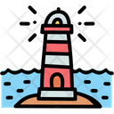 Sea Guide Direction Icon