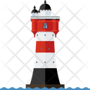 Roter Sand lighthouse Icon