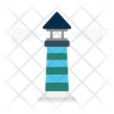 Lighthouse Tower Building Icon
