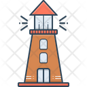 Lighthouse Nautical Light Icon
