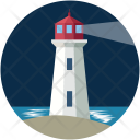 Lighthouse Seaside Light Icon