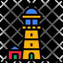 Lighthouse Marine Nautical Icon