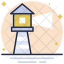 Lighthouse Beacon Watchtower Icon