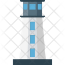 Lighthouse Beacon Guidepost Icon
