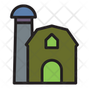 Lighthouse Building House Icon