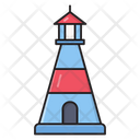 Tower Lighthouse Building Icon