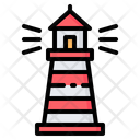 Lighthouse Tower Light Icon