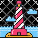 Lighthouse Light Tower Light Icon