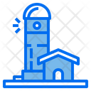 Lighthouse City Home Icon