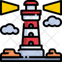 Lighthouse Direction Light Light Icon