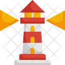 Lighthouse Buildings Light Icon