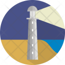 Lighthouse Building Light Icon