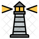 Lighthouse Vision Spotlight Icon