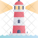 Lighthouse Light Tower Tower Icon