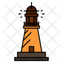 Lighthouse House Light Icon