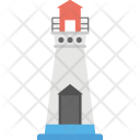 Lighthouse Tower House Icon