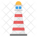 Lighthouse Tower Sea Icon