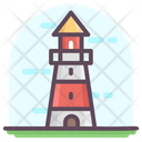 Lighthouse Flat Icon