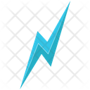 Lightning Thunder Weather Icon